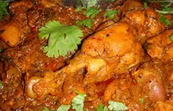 Murg mumtaz begum (butter chicken)
